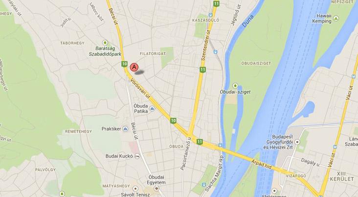 budapest térkép 3 ker Pszichológus III. kerület   PszichoFészek pszichológiai magánrendelő budapest térkép 3 ker